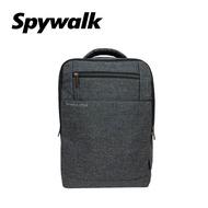 SPYWALK 厚實簡約休閒後背包 NO:S8006