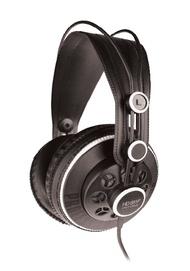 舒伯樂 Superlux HD681F 半開放式 耳罩式耳機白