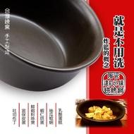 【Dowai 多偉】遠紅外線耐高溫陶鍋烘烤鍋(適用arlink 安晴等品牌氣炸鍋)