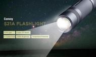 ไฟฉาย Convoy S21A หลอด SST40 ความสว่าง 2300 Lumens