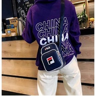 YY代購現貨 FILA 雜誌包 運動包 斜背包 肩背包 收納包 側背包 手機包 休閒包