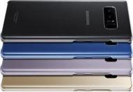 【東訊公司貨-原廠薄型透明背蓋】三星 SAMSUNG Galaxy Note 8 N950 6.3吋原廠薄型透明背蓋盒裝