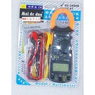 ~168五金手工具~ 數位鉤錶VC-3266 液晶顯示鉤表 電表 勾錶 三用電表 勾表鉗 夾式電表