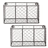 DII Basket Farmhouse Chicken Wire, Small - Set of