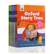 Oxford Story Tree牛津故事樹書1-3級套裝兒童英語