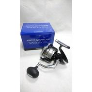 🔥【平昇釣具】🔥SHIMANO14' SPHEROS SW 5000型 6000HG/PG 8000HG/PG捲線器
