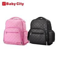 【Baby City 娃娃城】超輕量減壓媽媽包/後揹(2色)