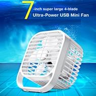 Quiet Strong Wind USB Mini Fan / desk fan / portable fan / USB FAN / table fan / fans / cooling fan
