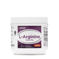【StarPukPuk美國代購】 GNC L-Arginine 5000MG 左旋精胺酸 精氨酸 精胺酸粉 粉狀 橘子味