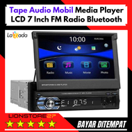 PROMO SPECIAL - VODOOL Tape Audio Mobil Media Player LCD 7 Inch FM Radio Bluetooth / tape berkualitas / tape mobil lcd / tape mobil murah / tape mobil terbaru