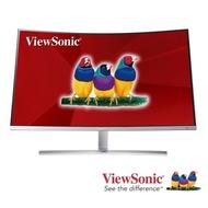 限時下殺 ViewSonic VX3216-SCMH 精技代理貨 內建喇叭 無邊框 曲面 32吋 螢幕