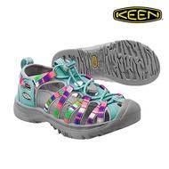 KEEN 織帶涼鞋Whisper 1014257《童款》/ 城市綠洲 (KID,輕量,戶外休閒鞋,運動涼鞋)