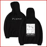 Anime Sads Manga Printing Long-Sleeved Anime Hoodie