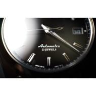 全新現貨不用等 SARB033 小GS 黑面 GRAND SEIKO 平民版 夜光 日期 日製 機械錶 賣場另有二手品