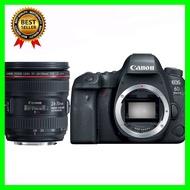 Canon Camera EOS 6D MARK II KIT 24-70 F/4 L IS (ประกัน EC-Mall) เลือก 1 ชิ้น อุปกรณ์ถ่ายภาพ กล้อง Battery ถ่าน Filters สายคล้องกล้อง Flash แบตเตอรี่ ซูม แฟลช ขาตั้ง ปรับแสง เก็บข้อมูล Memory card เลนส์ ฟิลเตอร์ Filters Flash กระเป๋า ฟิล์ม เดินทาง