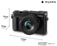 ★杰米家電☆ (預購)Panasonic DC-GF10 14-42mm 數位單眼相機 DC-GF10X
