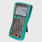 台灣製Pro'skt寶工3 1/2數位電錶真有效值萬用電表三用電表MT-1280附探針(具線晶體測試,量測交流電壓電容電阻溫度)公司貨,享一年保固