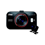 Flyone NR300 Plus 雙鏡頭 行車紀錄器 雙1080P 倒車顯影 SONY感光元件