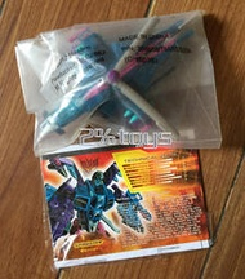 【安娜】變形金剛 BOTCON2012 年會限定 鏡像 螺旋槳戰斧 帶卡說全新