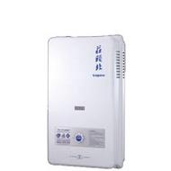 (全省安裝)【莊頭北】10公升屋外型13排火(與TH-3106RF同款)熱水器(天然氣) TH-3000TRF_NG1