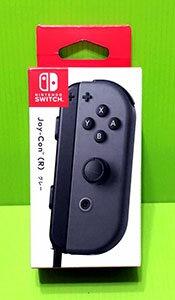 [刷卡價] (現貨)Switch 主機 NS 原廠 Joy-Con (R) 右手 +LR 腕帶 灰色手把