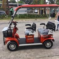 4 wheels ELECTRIC BIKE