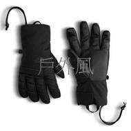 【戶外風】The North Face DryVent防水透氣手套 黑色 建議售價:$2380