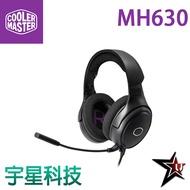 CoolerMaster 酷媽 MH630 耳罩式 電競耳機 宇星科技