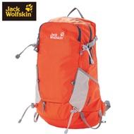 【Jack Wolfskin 飛狼】Peak 單車背包 健行背包 25L『橘色│藍色』