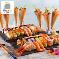 板橋【Mega 50】平日單人吃到飽午餐券19ITF(假日可加價使用)
