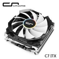 快睿 CRYORIG C7 ITX 下吹式 CPU散熱器