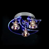 Lazada 3Lights Ceiling Lights Stars Lighting for Kids Room Decoration include G4 20W Bulb