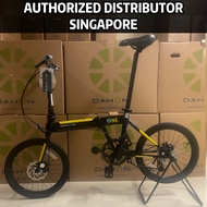 DAHON K-ONE / K1, USA Special Edition Colour, Best City Ride Folding Bike!!! (COMPULSORY IN-STORE PICKUP NO DELIVERY)