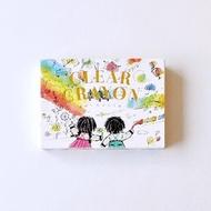 日本KOKUYO 新品透明蠟筆系列