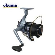 【便宜賣】●買就送PE線500米●雙線杯 OKUMA-雷神二代 ZEXONII 遠投紡車捲線器 ZXII-6000