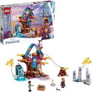 LEGO 樂高 迪士尼冰雪奇緣II魔法樹屋41164玩具樹屋 配備安娜迷你娃娃和兔子形像作假裝(302件)