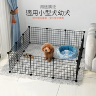Modular Pet Fence Diy Pet Fence Dog Cage Cat House Playground Small Dog Indoor Household Isolation Fence Rabbit Cat Villa Dog Fence Pet Fence Dog House Pet Cage