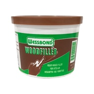 Wessbond WF2205 Wood Filler Putty - In Natural and Teak 500g