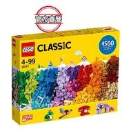 【LEGO 樂高】經典套裝 樂高積木創意盒 10717 積木 玩具(10717)