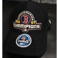 美國職棒MLB 紅襪隊世界大賽冠軍棒球帽