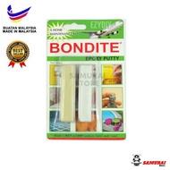 BONDITE Epoxy Putty Filler Gap Filler Cement Putty Glue
