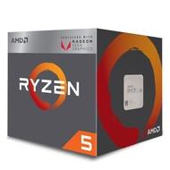 AMD Ryzen 5-2400G 3.6GHz 四核心 中央處理器 R5-2400G 蝦皮24h 現貨