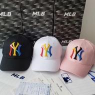 代購MLB棒球帽 2019最新款 MLB New York NY老帽 LA老帽 紐約洋基 洛杉磯道奇男女通用 帽子