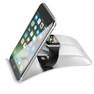 時尚簡約 Apple watch 苹果手錶充電底座支架 铝合金 iWatch 智慧型手錶座 蘋果手錶