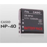【eYe攝影】CASIO P600 Z400 Z1000 Z750 Z1200 Z850 P700 Z600 Z700 Z1080 FC100 DDV-H8 專用NP-40 NP40 防爆電池