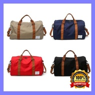 กระเป๋าสะพายข้าง 7 สี ❄ กระเป๋าเดินทาง happy travel กระเป๋าฟิตเนส กระเป๋าใส่เสื้อผ้า กระเป๋าสะพายเดินทาง
