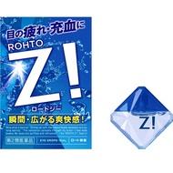 樂敦製藥  樂敦勁 【第2類醫藥品】樂敦勁 Z!爽快眼藥水 b 12ml