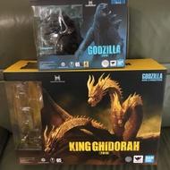 現貨 代理版 日版 SHM 王者基多拉 基多拉 怪獸之王 SHMonsterarts 哥吉拉