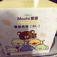 SAN-X Mochi 家族 悠閒生活 雙層烤箱 拉拉熊 711