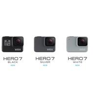 【點數最高23%】★分期0利率★Gopro HERO 7 Black//SILVER 公司貨  台閔公司貨保固一年運動相機周邊